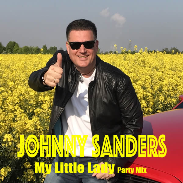 JOHNNY SANDERS - My Little Lady (Party Mix) (Fiesta/KNM)