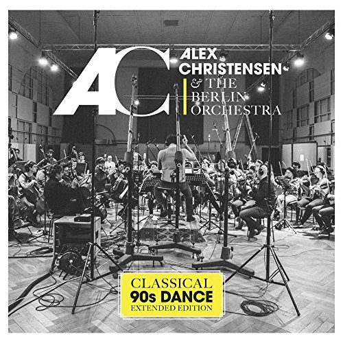 ALEX CHRISTENSEN & THE BERLIN ORCHESTRA - Rhythm Is A Dancer (Starwatch/Warner)