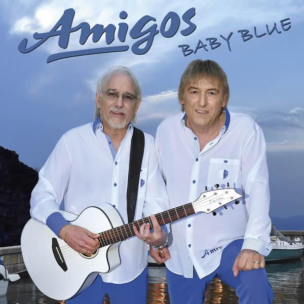 AMIGOS - Baby Blue (Ariola/Sony)