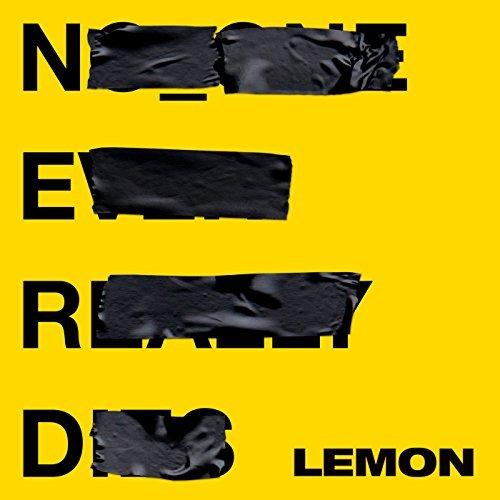 N.E.R.D & RIHANNA - Lemon (Sony)