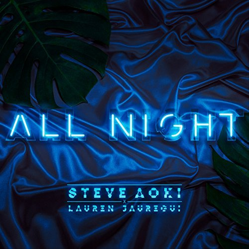 STEVE AOKI x LAUREN JAUREGUI - All Night (Ultra)