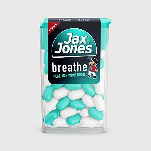 JAX JONES FEAT. INA WROLDSEN - Breathe (Polydor/Island/Universal/UV)