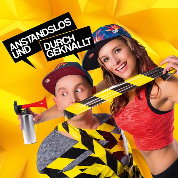 ANSTANDSLOS & DURCHGEKNALLT - Egal (Nitron/Sony)