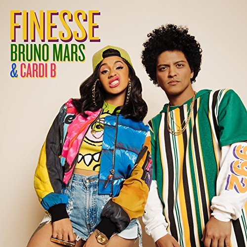 BRUNO MARS - Finesse (Atlantic/Warner)