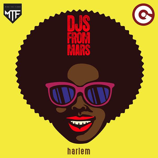 DJS FROM MARS - Harlem (Polydor/Universal/UV)