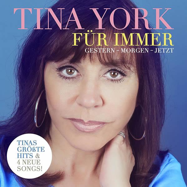 TINA YORK - Für Immer DJ-EP (Na Klar/Sony)