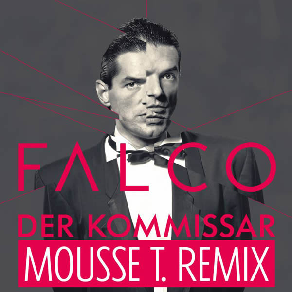 FALCO - Der Kommissar (Mousse T. Remix) (Ariola/Sony)