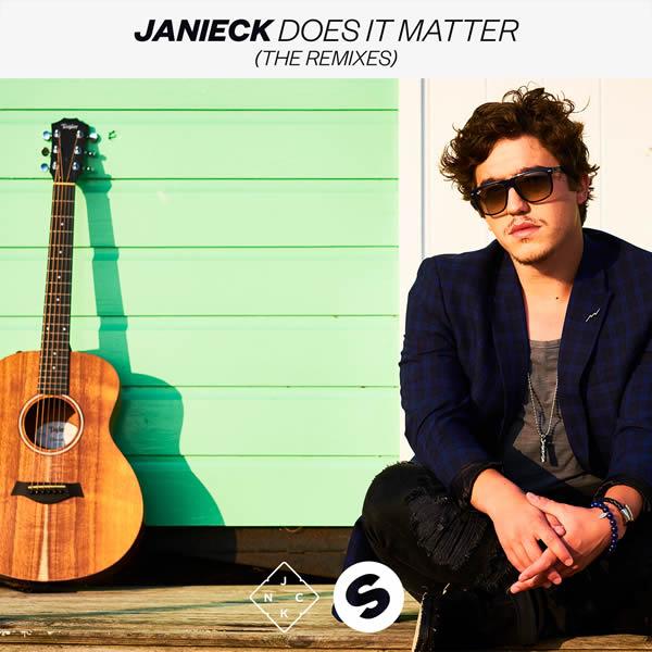 JANIECK - Does It Matter (The Remixes) (Spinnin/Warner)