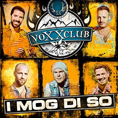 VOXXCLUB - I Mog Di So (Eletrola/Universal/UV)