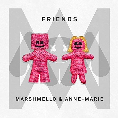 MARSHMELLO & ANNE-MARIE - Friends (Atlantic/Warner)