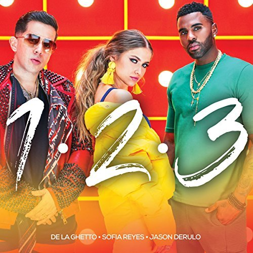 SOFIA REYES FEAT. JASON DERULO & DE LA GHETTO - 1, 2, 3 (Warner Latina)