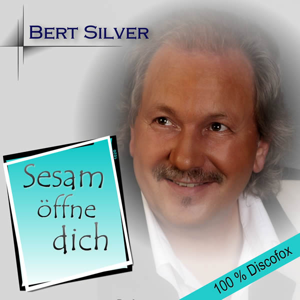 BERT SILVER - Sesam Öffne Dich (Fiesta/KNM)
