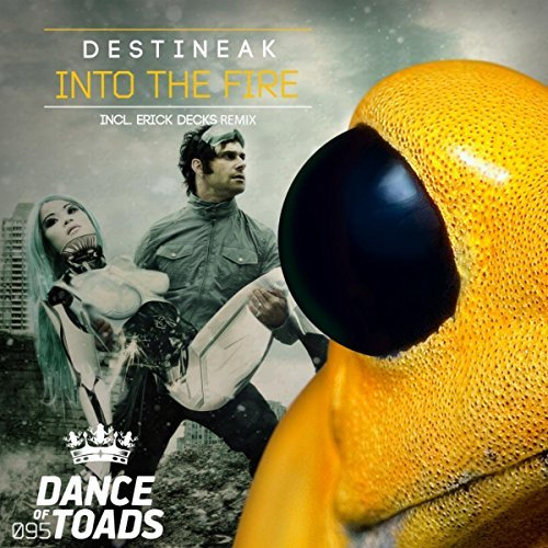 DESTINEAK - Into The Fire (Dance Of Toads)