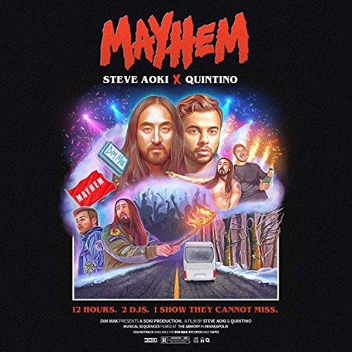 STEVE AOKI & QUINTINO - Mayhem (Dim Mak/ADA)