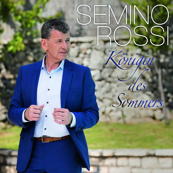 SEMINO ROSSI - Königin Des Sommers (Ariola/Sony)