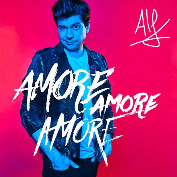 ALF - Amore Amore Amore (Electrola/Universal/UV)