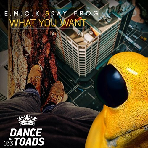 E.M.C.K. & JAY FROG - What You Want (Dance Of Toads/Label Worx)