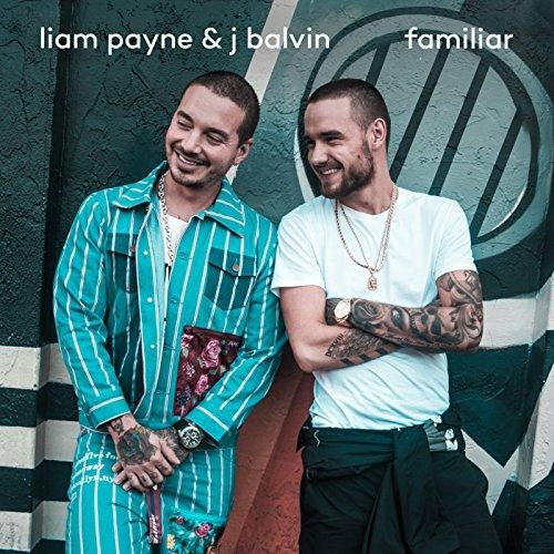 LIAM PAYNE & J BALVIN - Familiar (Capitol/Universal/UV)