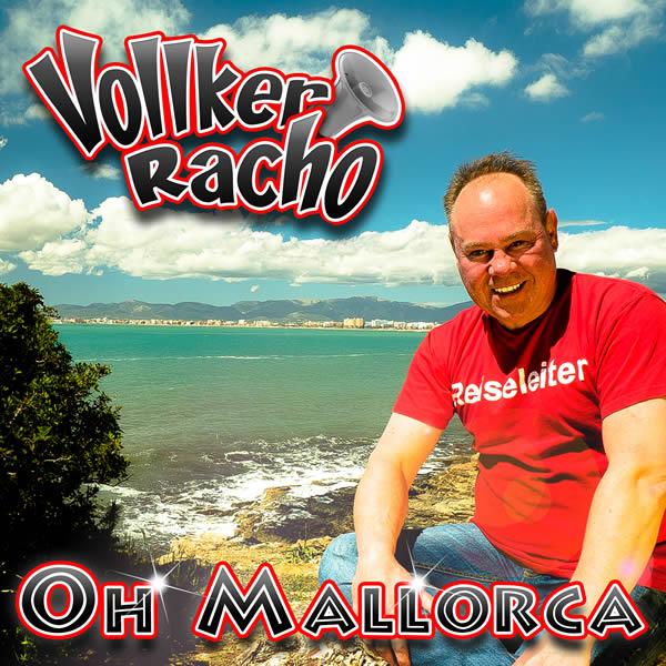 VOLLKER RACHO - Oh Mallorca (Fiesta/KNM)