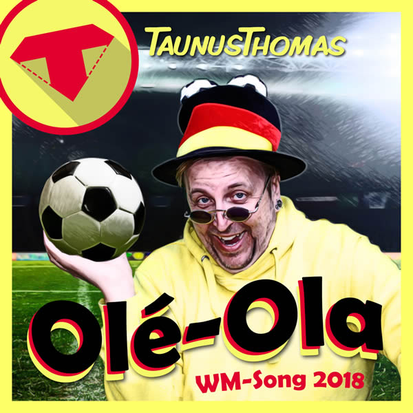 TAUNUS THOMAS - Olé-Ola (WM-Song 2018) (Fiesta/KNM)
