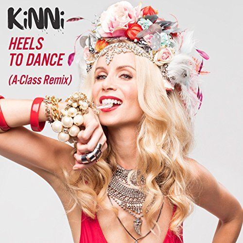 KINNI - Heels To Dance (Zebra Daisy Pty Ltd.)