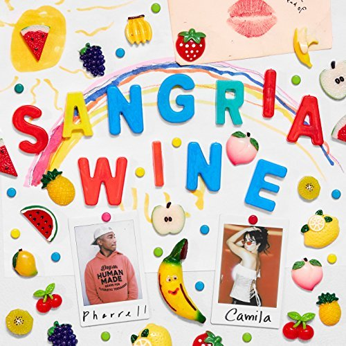 PHARRELL WILLIAMS & CAMILA CABELLO - Sangria Wine (Columbia/Sony)