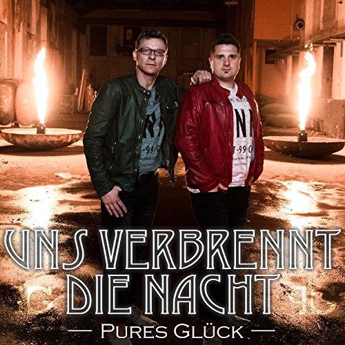 PURES GLÜCK - Uns Verbrennt Die Nacht (Villa Productions)