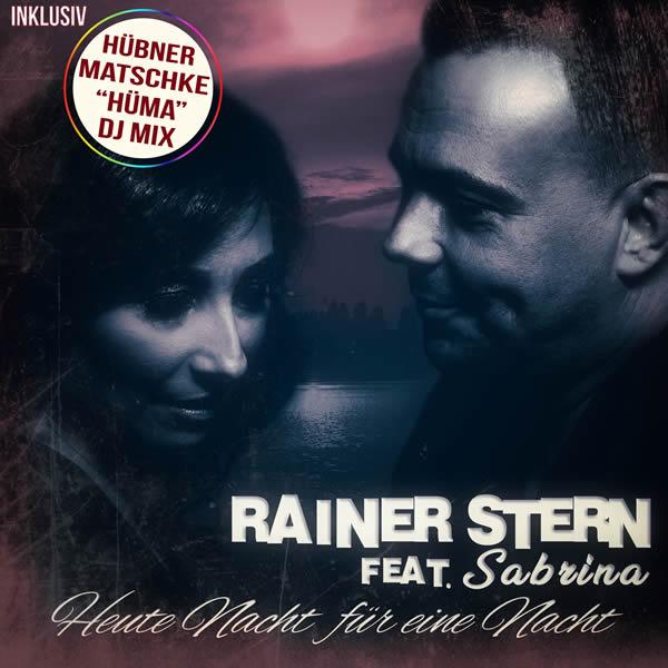 RAINER STERN FEAT. SABRINA - Heute Nacht Für Eine Nacht (Music Television)