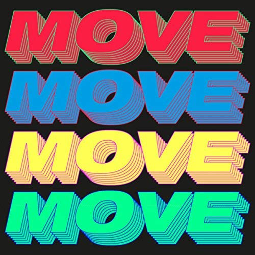 YOUNG ROMANTIC - Move (Time To Get Loose) (eOne/SPV)