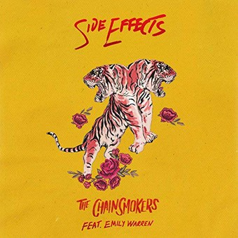 THE CHAINSMOKERS FEAT. EMILY WARREN - Side Effects (Disruptor/Columbia/Sony)