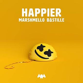MARSHMELLO & BASTILLE - Happier (Astralwerks/Universal/UV)