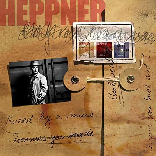 PETER HEPPNER - ...Und Ich Tanz' (Remixe) (RCA/Sony)