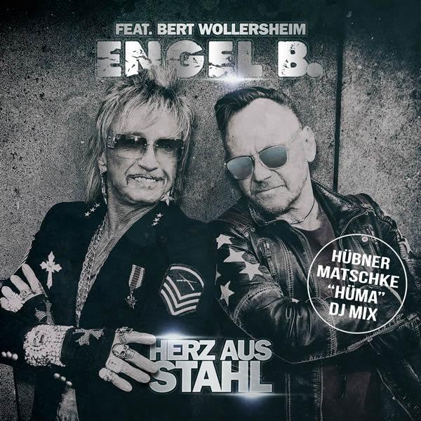 ENGEL B. FEAT. BERT WOLLERSHEIM - Herz Aus Stahl (Fiesta/KNM)