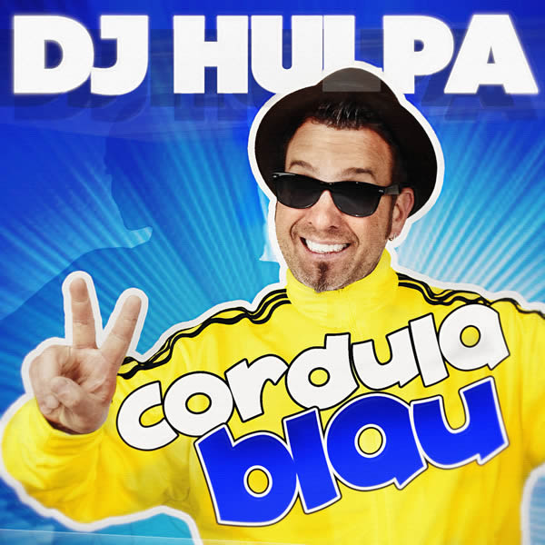 DJ HULPA - Cordula Blau (Fiesta/KNM)