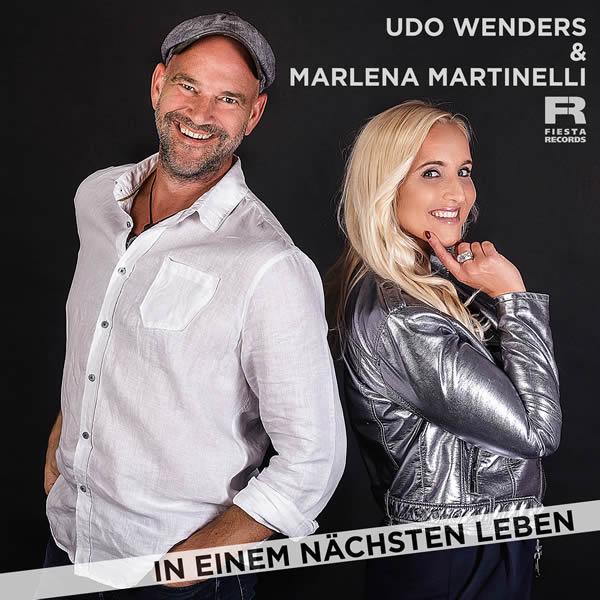 UDO WENDERS & MARLENA MARTINELLI - In Einem Nächsten Leben (Fiesta/KNM)