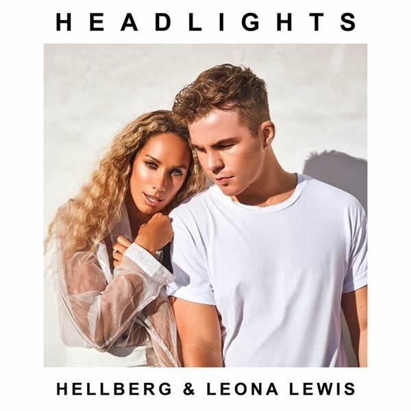 HELLBERG & LEONA LEWIS - Headlights (Sony)