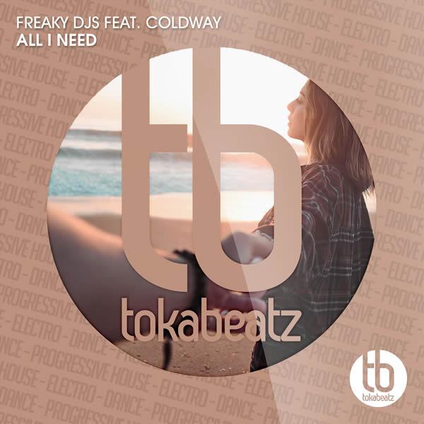 FREAKY DJS FEAT. COLDWAY - All I Need (Toka Beatz/Believe)