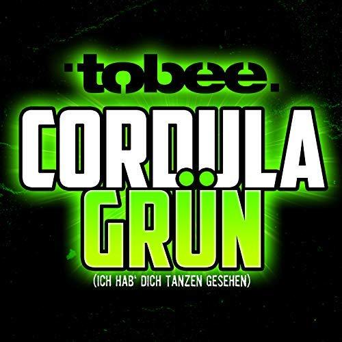 TOBEE - Cordula Grün (Ich Hab' Dich Tanzen Gesehen) (Xtreme Sound)