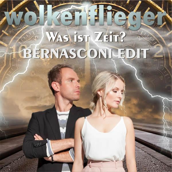 WOLKENFLIEGER - Was Ist Zeit? (PanoutRecords)
