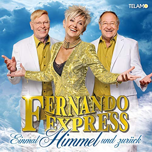 FERNANDO EXPRESS - Solang Ich Noch Am Leben Bin (Telamo/Warner)