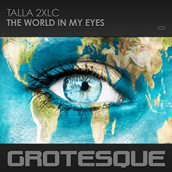 TALLA 2XLC - World In My Eyes (Grotesque)