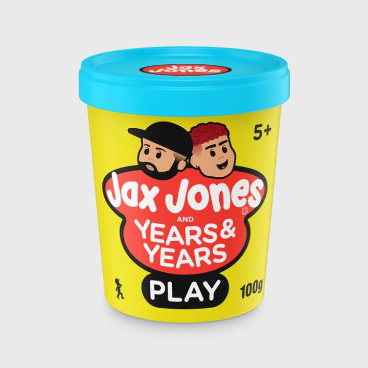 JAX JONES & YEARS & YEARS - Play (Polydor/Universal/UV)