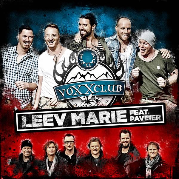 VOXXCLUB FEAT. PAVEIER - Leev Marie (Electrola/Universal/UV)