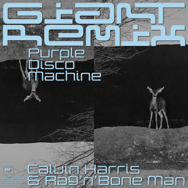 CALVIN HARRIS & RAG'N'BONE MAN - Giant (Columbia/Sony)