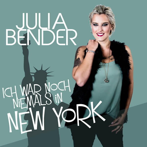 JULIA BENDER - Ich War Noch Niemals In New York (Fiesta/KNM)