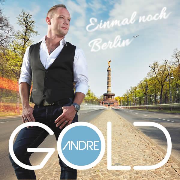 ANDRE GOLD - Einmal Noch Berlin (Fiesta/KNM)