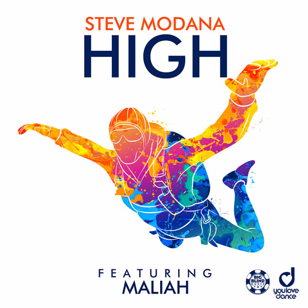STEVE MODANA FEAT. MALIAH - High (Big Blind/Planet Punk/KNM)