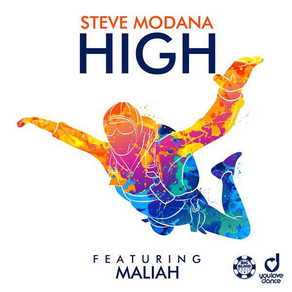 STEVE MODANA FEAT. MALIAH - High (Big Blind/Planet Punk/KNM)