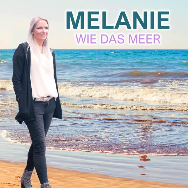 MELANIE - Wie Das Meer (Herz7)