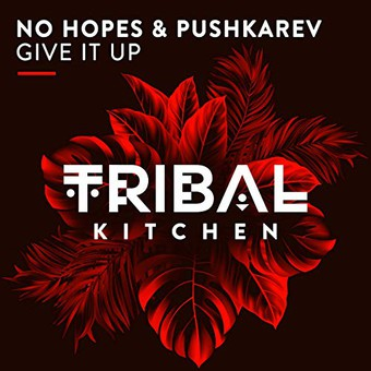 NO HOPES & PUSHKAREV - Give It Up (Tribal Kitchen/Housesession/KNM)